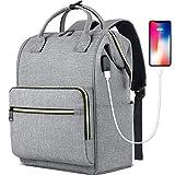 Laptop Backpack for Women Men, Travel Backpack for 15.6 Inch Laptop with RFID Pocket,...