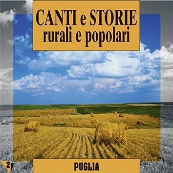 Canti e storie rurali e popolari : Puglia, vol.  2