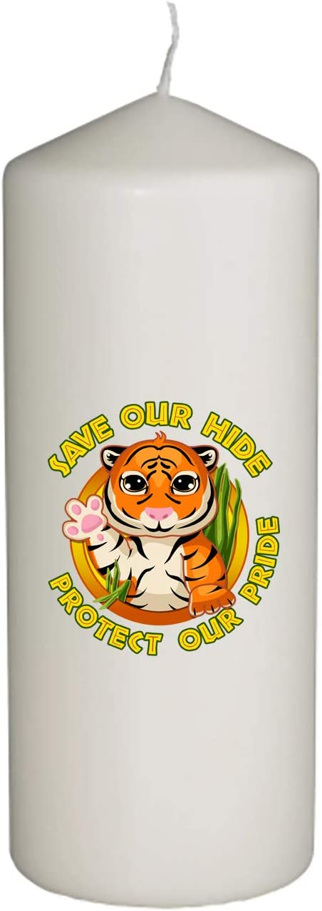 Save Our Hide Indianapolis Mall Limited time cheap sale Protect Pride Conservation in Full Tiger Color