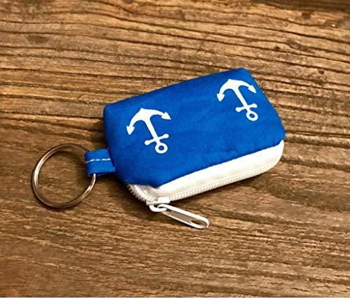 Schlüsselanhängertasche 'aj'