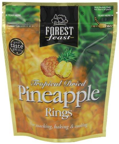 Forest Feast Premium Fruit Doypacks Pineapple Rings 125 g...