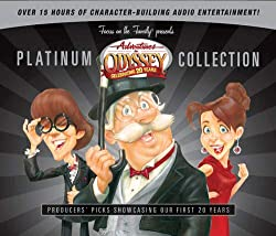 Adventures In Odyssey Platinum Collection: Producers' Picks Showcasing Our First 20 Years