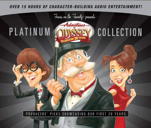Top young whit adventures in odyssey for 2020
