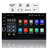 YODY Android 9.0 Double Din Car Stereo Radio 7 Inch Touch Screen in Dash GPS...
