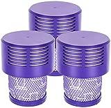 NICERE Recambios para aspiradoras V10 V10 filtros de repuesto...