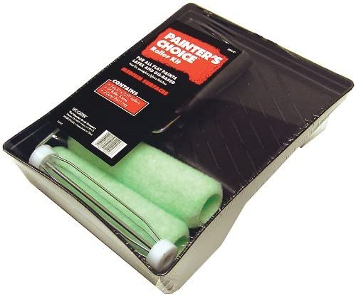 Wooster R975-9 4 Piece Spasm price Roller Painter's Choice Kit Chicago Mall