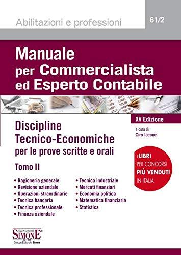 Manuale per commercialista ed esperto contabile: 2