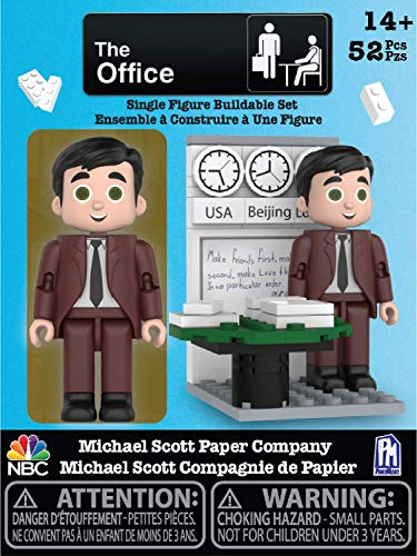 Michael Scott Buildable Set