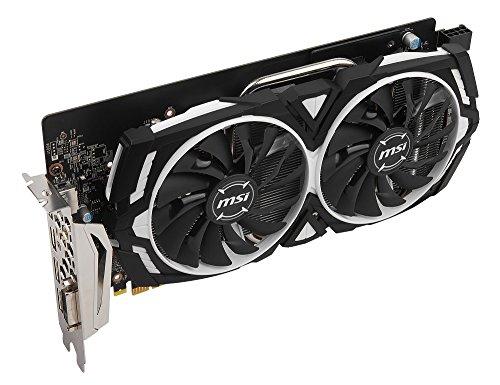 『MSI GeForce GTX 1060 ARMOR 6G OC グラフィックスボード VD6103』の2枚目の画像