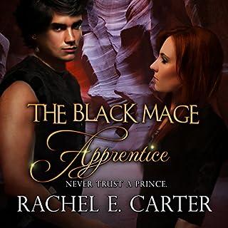 Apprentice audiobook cover art