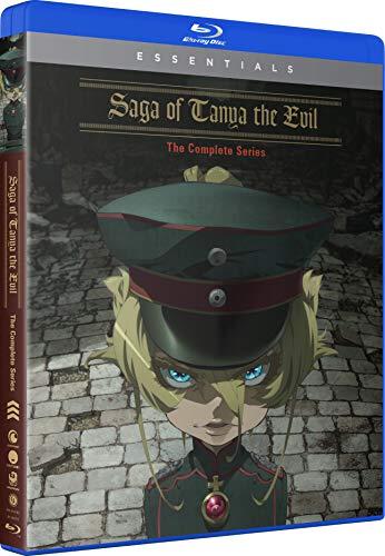 SAGA OF TANYA THE EVIL CS ESS BD+FD [Blu-ray]