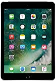 Apple iPad 9.7' with WiFi 32GB- Space Gray (2017 Model) (Renewed)