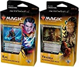 Magic The Gathering MTG Guilds of Ravnica 1 Planeswalker Deck at Random - Spanish Espanol