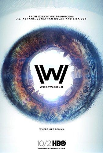 Poster Westworld (2015 ) TV-Serie in Größen, Papier, A6(Sample)