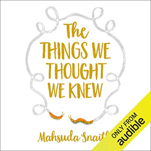 Page de couverture de The Things We Thought We Knew