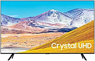 "Samsung UE55TU8000 55"" 4K Ultra HD Smart LED TV"