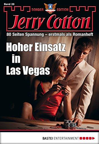 Jerry Cotton Sonder-Edition - Folge 39: Hoher Einsatz in Las Vegas