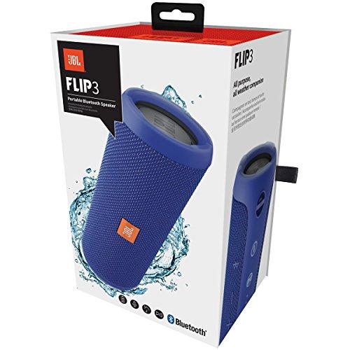 Haut-parleur portable Bluetooth JBL Flip3 - 8