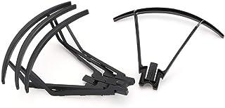 4PCS Hélices Protecteur d'hélice de Cadre de Protection pour Ensemble de Drone S167 (Noir)