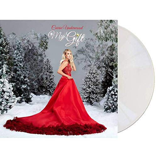My Gift - Exclusive Limited Edition White Colored Vinyl LP With Bonus Christmas Card Included!