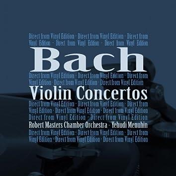 Bach: Violin Concertos, BWV 1041 & 1042