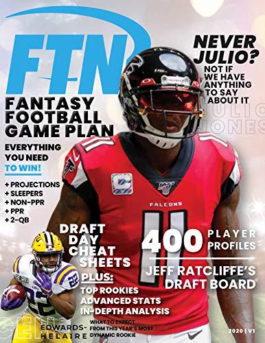 FTN Play Book Magazine: Fantasy Football Draft Guide