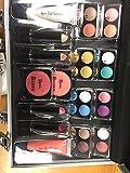 Juego de maquillaje Keeva Cosmetics icónico con 52 piezas
