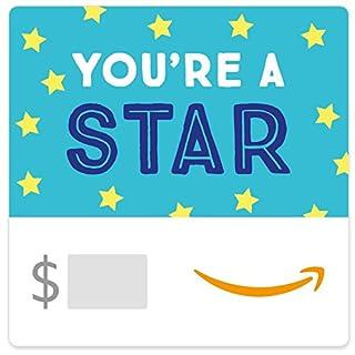 Amazon eGift Card - You're a Star (Teal) (B01N7HJZIZ) | Amazon price tracker / tracking, Amazon price history charts, Amazon price watches, Amazon price drop alerts