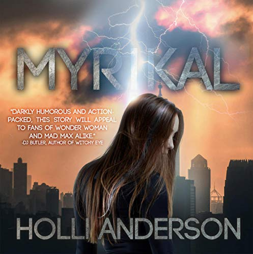 Myrikal Audiobook By Holli Anderson cover art