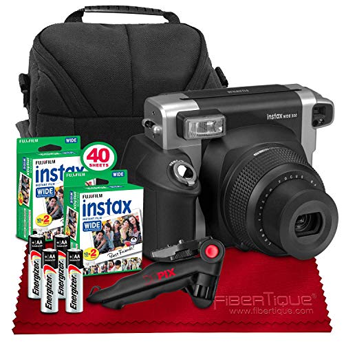 Fujifilm INSTAX Wide 300 Instant Film Camera with...