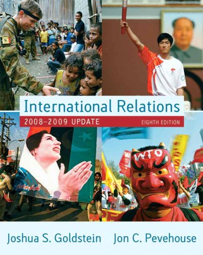 International Relations, 2008-2009 Update (8th Edition)