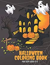 Halloween Coloring Book for Kids: Trick or Treat funny Halloween Activity Coloring Book Witches,Ghosts,Vampire,monsters an...