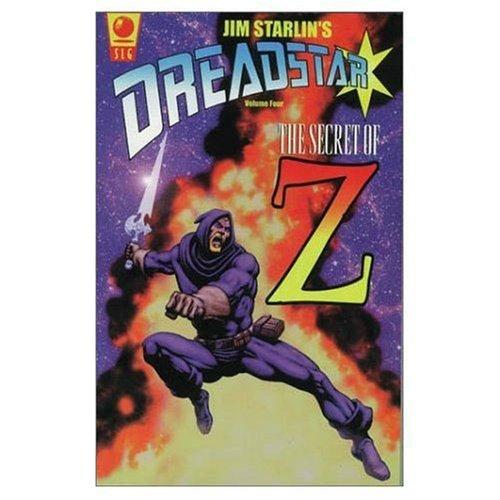 Dreadstar Volume 4: Secret Of Z