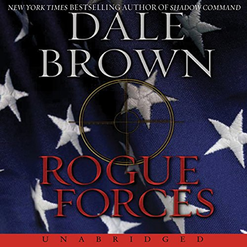 Rogue Forces audiobook cover art