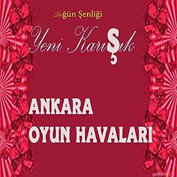 Düğün Şenliği Yeni Karışık Ankara Oyun Havaları