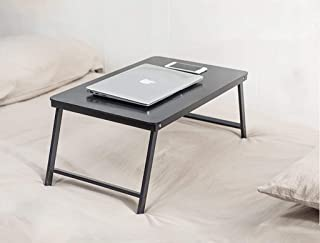 Size: 60 40CM Color : A HLR-Laptop table Laptop table Bed with Desktop Simple Bedside Table can Lift Mobile Writing Desk Color : D Lapdesks Laptop table