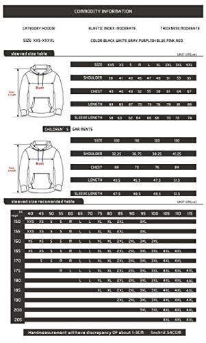 Silver Basic Boys Fashion Hoodie 3D Printed Naruto Japanese Anime Lightweight SweatshirtM,0832Yellow-3…