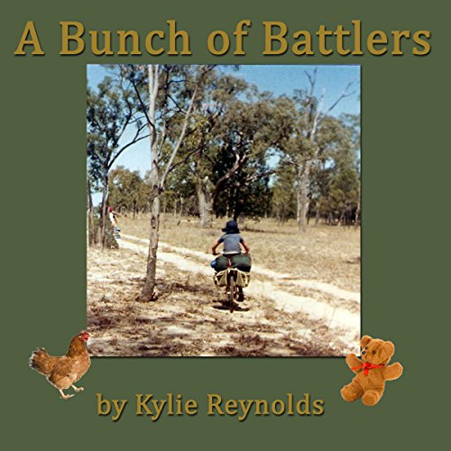A Bunch of Battlers audiobook cover art