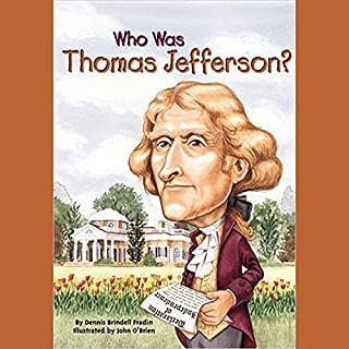 Who Was Thomas Jefferson? cover art