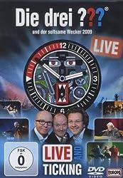 Die drei ??? und der seltsame Wecker 2009 – live