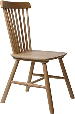 Levede 2X Dining Chairs Kitchen Natural Wooden Scandinavian Spindle Back Oak