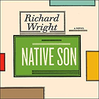 Native Son audiobook cover art