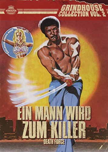 Ein Mann wird zum Killer - Death Force - Grindhouse Collection Vol. 2 [Blu-ray] [Limited Edition]