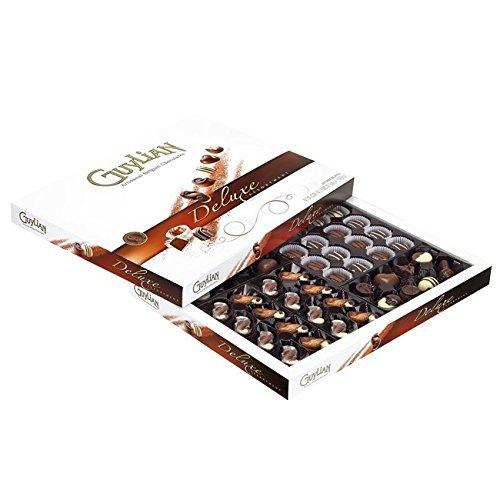 Deluxe assortimento Guylian belgi Latte Cioccolatini Extra Large Gift Box 528g