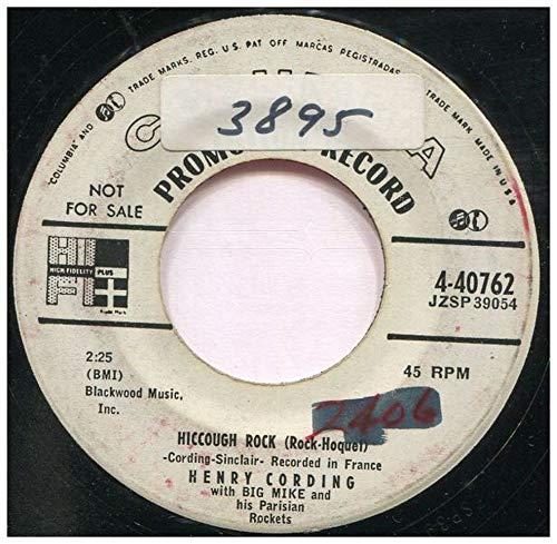 Hiccough Rock (rock-hoquet) / Rock And Roll Mops