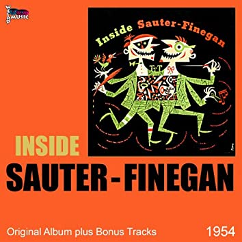 Inside Sauter-Finegan (Original Album Plus Bonus Tracks 1954)