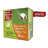 Bayer Diserbante Selettivo Greened Nf Ml. 40 Orto E Giardino, Multicolore, Unica...