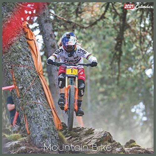 Mountain Bike 2021 Calendar: Official Mountain Bike Wall Calendar 2021, 18 Months