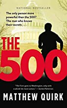 [(The 500)] [By (author) Matthew Quirk] published on (March, 2014)