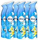Febreze Air Freshener Spray, Vanilla Blossom, It Eliminates Odours and Leaves a Beautiful Light Fresh Scent,...